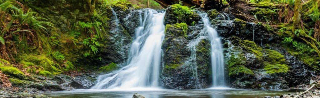 Lázně Jablonec - vodopád